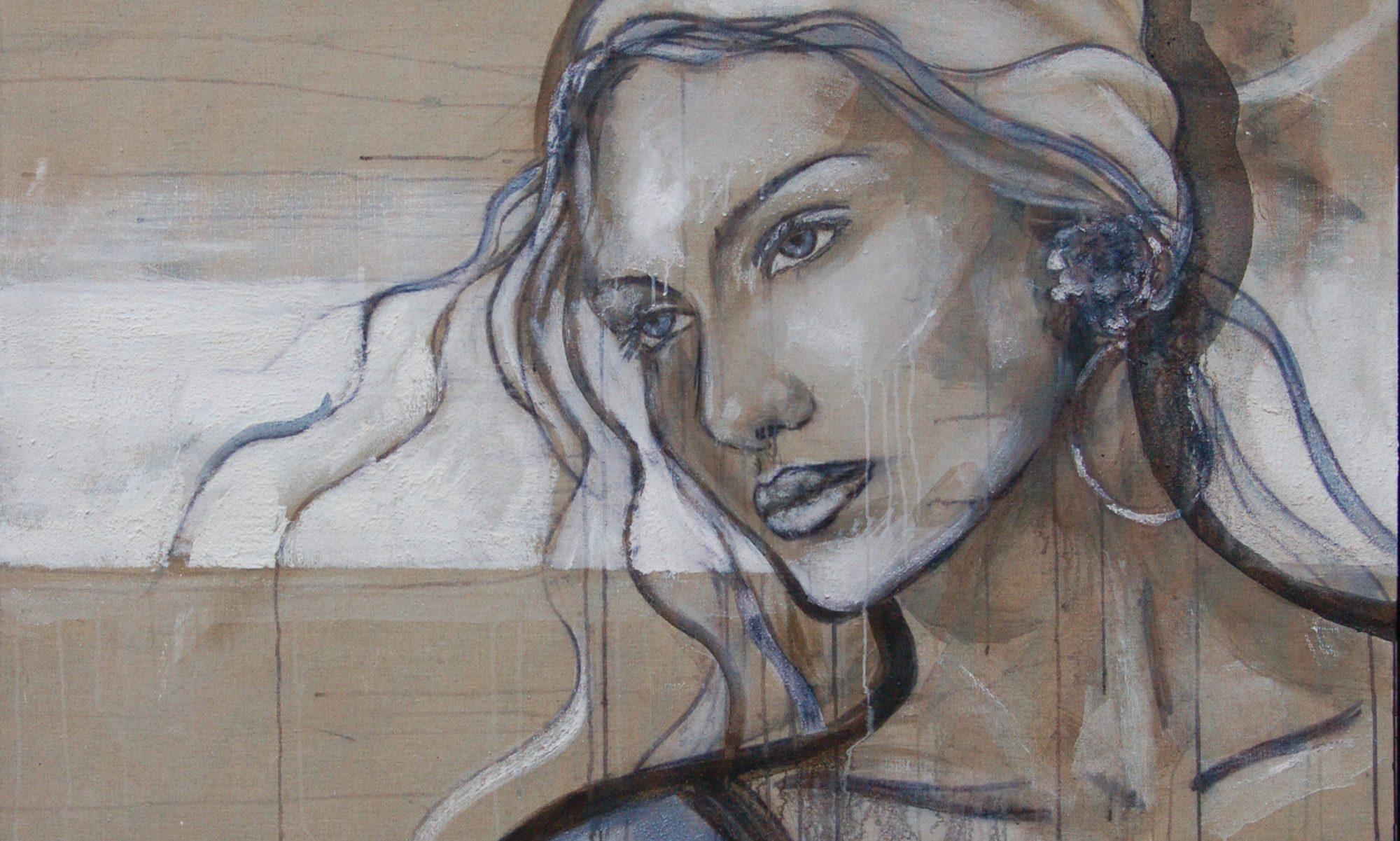 Yvonne Olgers - schilderijen